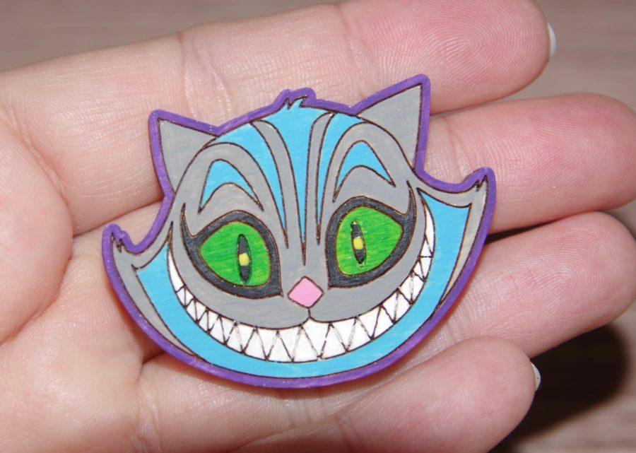 Руны Чеширский кот