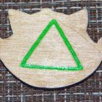 руна треугольник