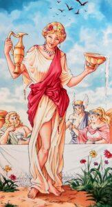 Богиня Юности - Геба