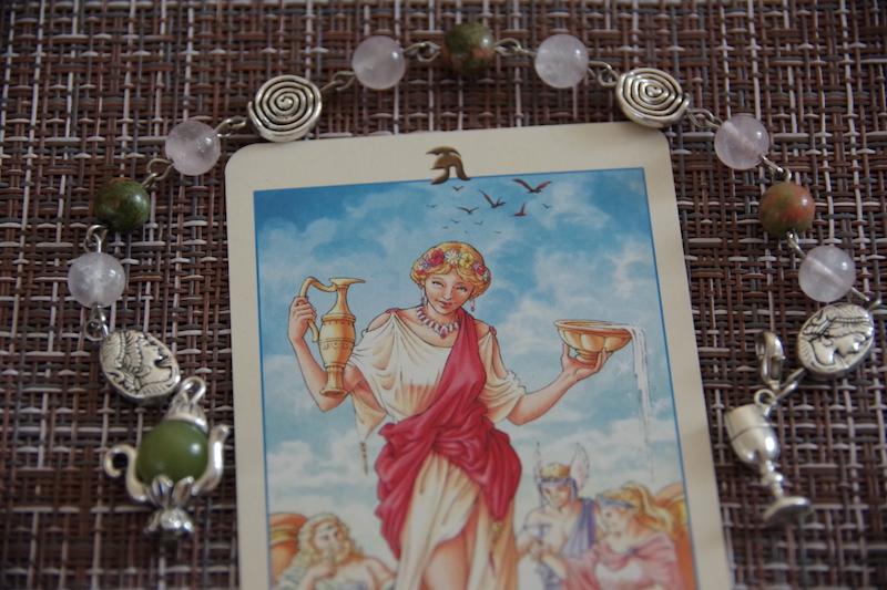 Богиня Юности Геба - четки-ритуалы